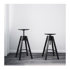 Barstol fra IKEA, købt til mit studio, aldrig brugt. Den er samlet og som ny.  Nypris 295,- DALFRED