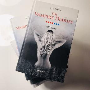 Bog 1-7 sælges til 300kr