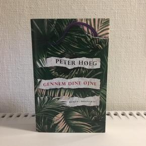 """Bogen """"Gennem Dine Øjne"""" af Peter Høge  - Købt hos Saxo til 209,95kr (medlemspris)"""
