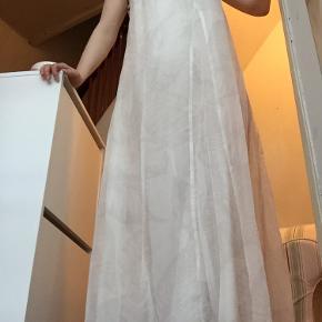 100% silke kjole