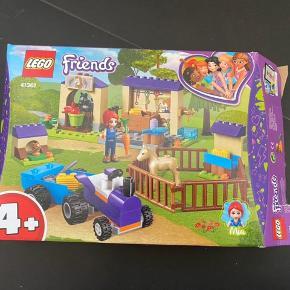 Lego friends til 4+ Kun pakket ud kort aldrig samlet.  Bytter ikke