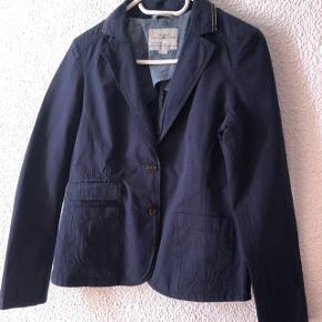 Veste légère style blazer bleu marine taille 40 ! Marque Tom Tailor