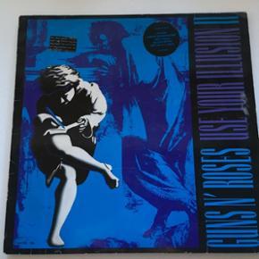 Guns N' Roses Use your illusion II Sendes mod betaling 🌸 se også mine plakater med samme kunstner 🌸