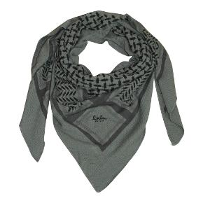 Sælger lala Berlin tørklæde, i farven olivio  str. xs  BYD gerne