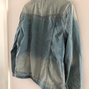 Din denim jakke fra Just Female