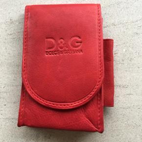 Dolce & Gabbana Cigaret etui, men kan også bruges til andet 250 inkl fragt