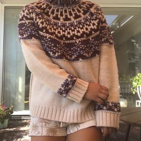 Dejlig varm sweater.