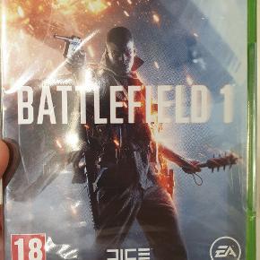 Helt nyt og ikke udpakket spil til Xbox One