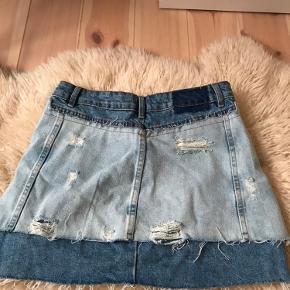 Byd Super nice denim nederdel