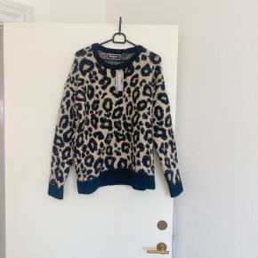 Leopard strik fra superdry. Aldrig brugt