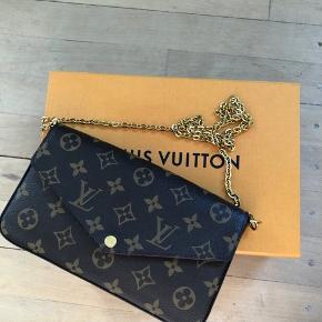 Louis Vuitton Pouchette Felicie  Næsten som ny, købt i februar 2019
