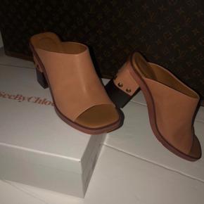 See by Chloé heels