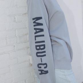 Brandy melleville blå Malibu crewneck