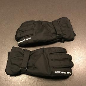 Salomon skihandsker str. XLSort Ski Handske