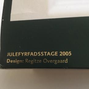 Julefyrfadsstage 2005 I fin stand