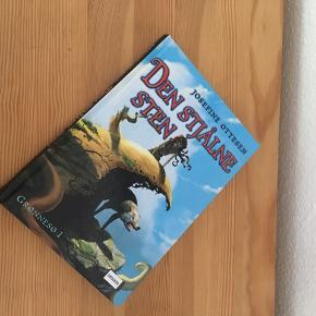 Den stjålne sten bog. Forfatter: Josefine Ottesen. Ikke læst i.
