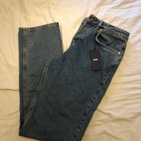 Denim bukser fra Wood Wood. Aldrig brugt da jeg ikke kan passe dem