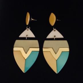 Fede unikke 80'er vintage øreringe.  😱Love it💕  #trendsalesfund