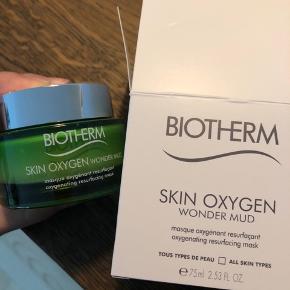 Ansigts maske fra Biotherm