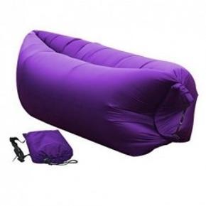 Oppustelig udendørs sofa.  Sælges for KUN 50 kr.
