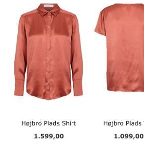 Kjær skjorte str xs, vil mene den også fint passer en s