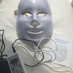 Lysterapi maske brugt 4-5 gange