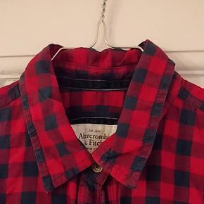 Super fin skjorte i lækker bomuld 🔴🔵