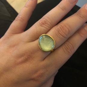 Super fin ring str 58 brugt få gange..