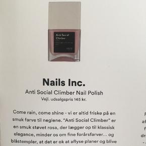 """Nails Inc """"Anti Social Climber"""" Kan sendes med Post Nord"""