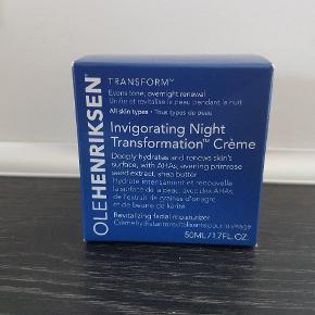 Ole Henriksen   Invigorating night transformation creme  50ml  Ny
