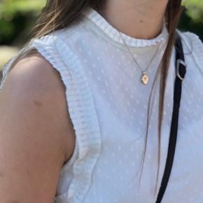 Super flot hvid Tommy Jeans kjole. Kun brugt til min dimension i 2 timer, derfor fremstår den som ny. Det er en størrelse S og nyprisen er 1000 kr. BYD gerne :)