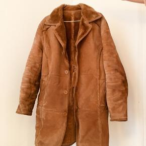 Ægte læder mande jakke. God til vinter. 😊  #trendsalesfund