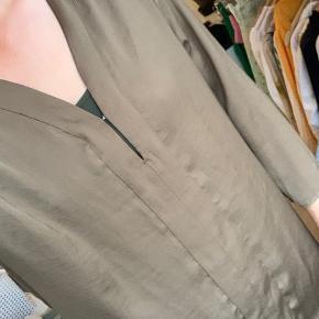 Tunika eller kjole i grøn