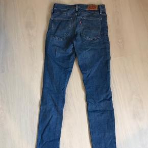 Levis 711 Skinny Jeans Cond: 7/10 Størrelse 26x30