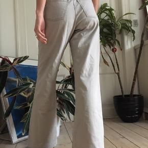 Rigtig fede retro bukser med vidde