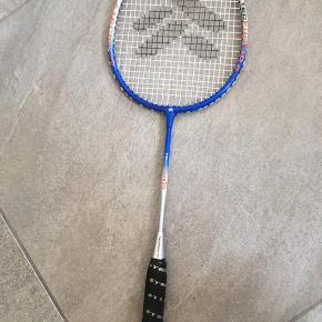 Badmintonketcher til børn  Køber betaler fragt ellers kan den hentes i Marslev