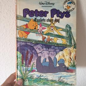 Peter Plys - æselets store dag God men brugt Køber betaler Porto!  >ER ÅBEN FOR BUD<  •Se også mine andre annoncer•  BYTTER IKKE!