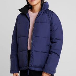 Dejlig mørkeblå jakke