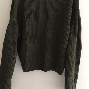 & Other Stories sweater-cardigan med tre knapper foran