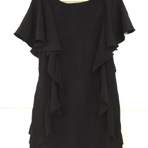 Sød cocktail kjole oversize a-Line shift dress fra H&M.