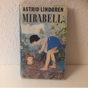 Sjælden bog  mirabel, af Astrid Lindgren Jeg har lavet Pippi og Emil og så videre