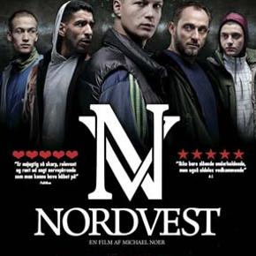 """Dvd film """" Nordvest """"  Mindstepris : 25 kr plus porto Porto er 37 kr. med DAO uden omdeling  MÆNGDERABAT VED KØB FRA FLERE KAN DEN KØBES MED FOR 22 KR PLUS EVT MER PORTO  TAG 5 DVD FILM FOR 110 KR PLUS PORTO  DER KAN VÆRE OP TIL 5 DVD FILM I PORTOEN TIL 37 KR MED DAO UDEN OMDELING  Bytter Ikke"""