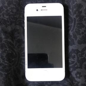 Sælger min iPhone 4, god men brugt :-) BYD