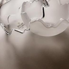😍Super fin HOLMEGAARD😍 Slå eller fyrfadsstager Højde 7,5 diameter 8 Afhentes 6700 Esbjerg