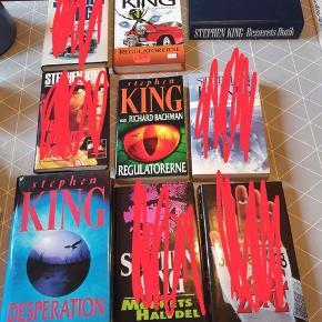 Nye Stephen King bøger