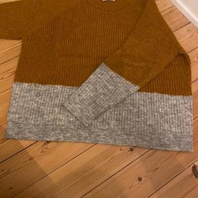 Lækker sweater fra Envii🤎 Brugt få gange - næsten som ny BYD