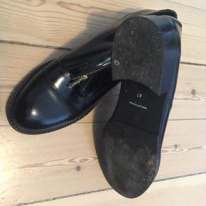 """Flotte Jonak flade """"herrestyle"""" sko.. De er lidt små i størrelsen, passer nok en størrelse 40"""