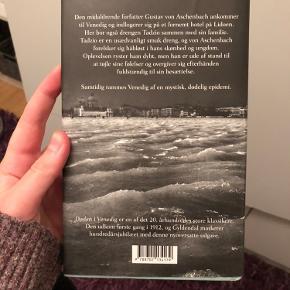 """Klassikeren """"Døden i Venedig"""" med dansk tekst. Læst én gang så fremstår som ny.  Afhentes i Hellerup eller sendes med DAO"""