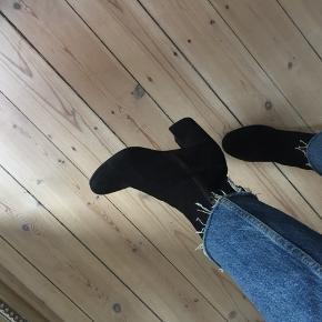 Fine støvler fra billi bi, brugt få gange og i god stand