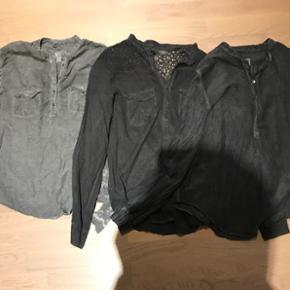 3 stk Copenhagen Luxe skjorter sælges samlet for 100,-